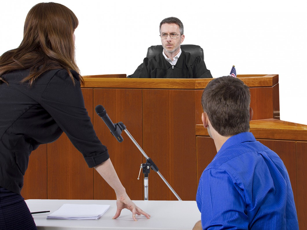 Иск об установлении виновника ДТП