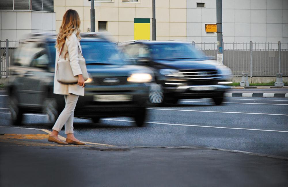 Запрещен ли обгон на пешеходном переходе