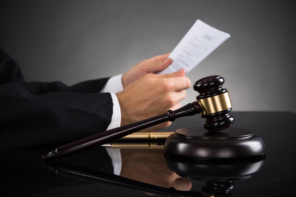 Страховая компания подала в суд на виновника ДТП