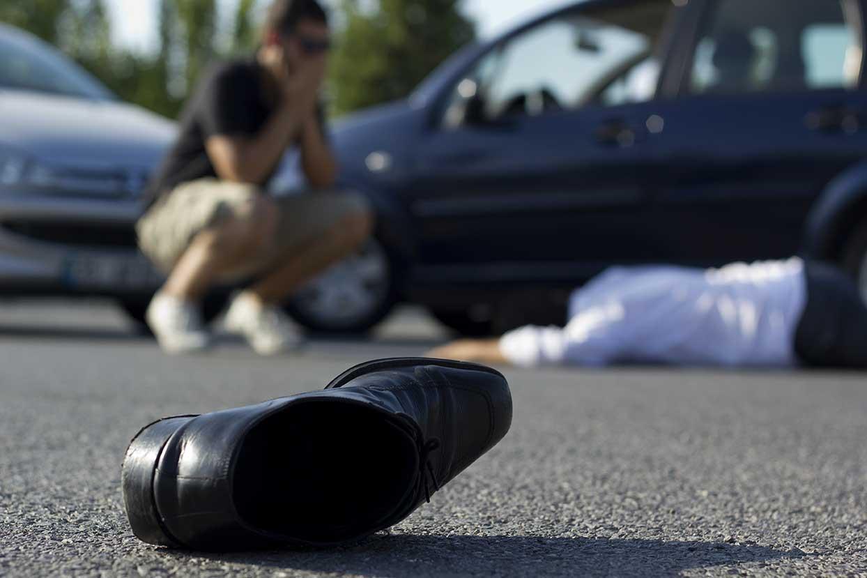 Наезды на пешеходов со смертельным исходом