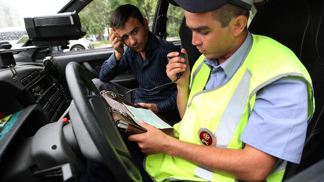 За какие нарушения лишают водительских прав